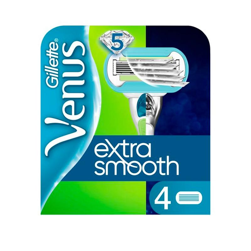 Gillette Venus Extra Smooth Blades 4 Pack