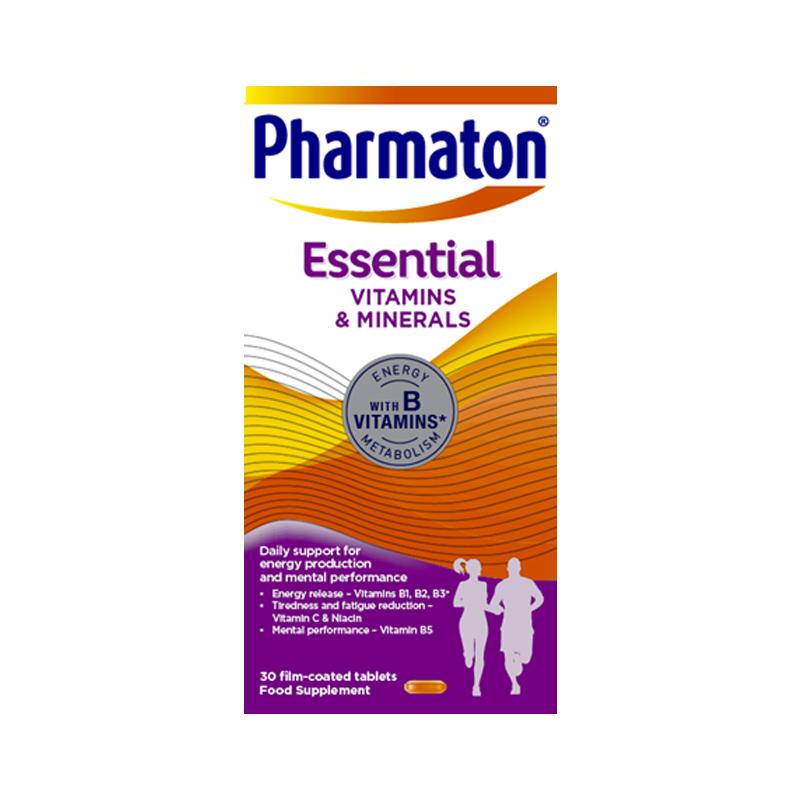 Pharmaton Essential 30s