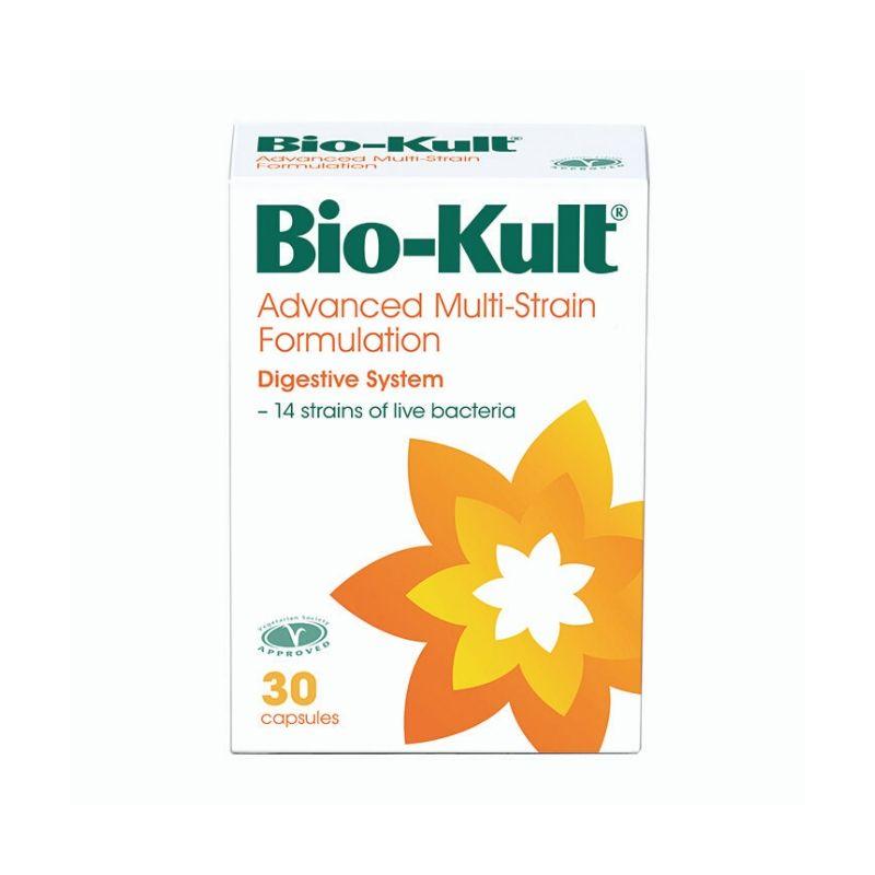 Bio-Kult Advanced Multi-Strain Digestive System Formulation 30 Capsules
