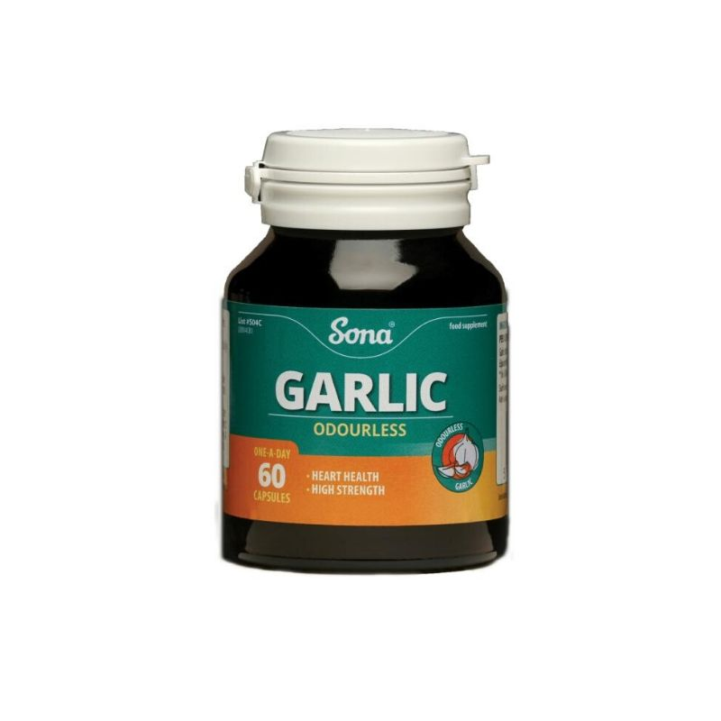 Sona Garlic Capsules – 60's