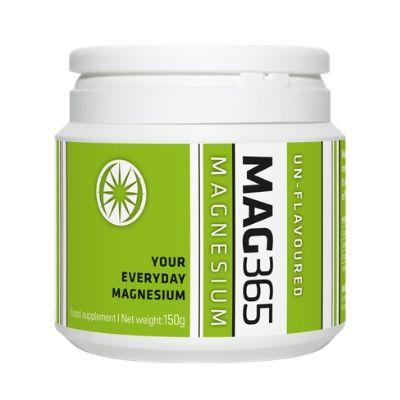Mag365 Magnesium Supplement Un-Flavoured 150G