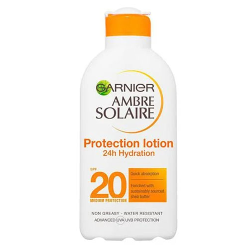 Garnier Ambre Solaire UltraHydrating Protection Lotion SPF20