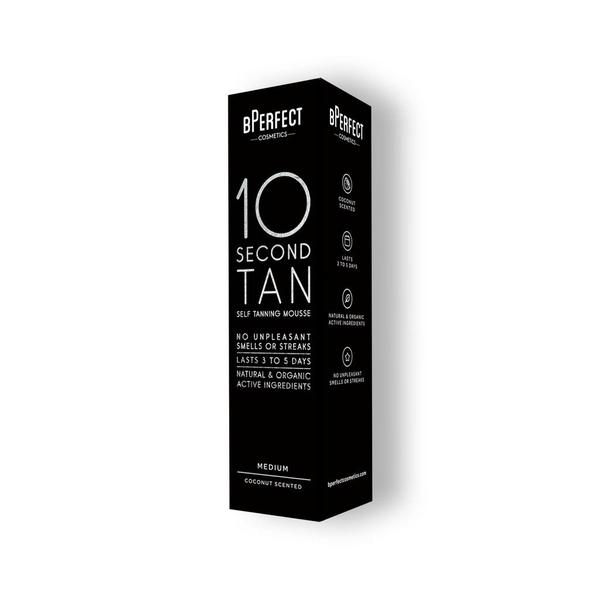 BPerfect Medium Coconut Tan Mousse 200ml