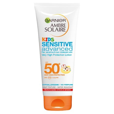 Garnier Ambre Solaire Sensitive Kids Milk Advanced SPF50+ 200ml