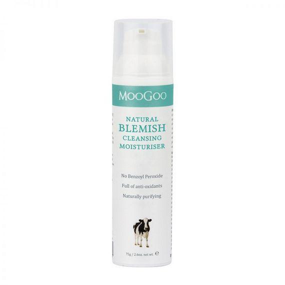 MooGoo Blemish Cleansing Moisturiser 75g