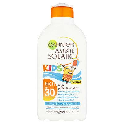Garnier Ambre Solaire Kids Milk SPF 30 200ml