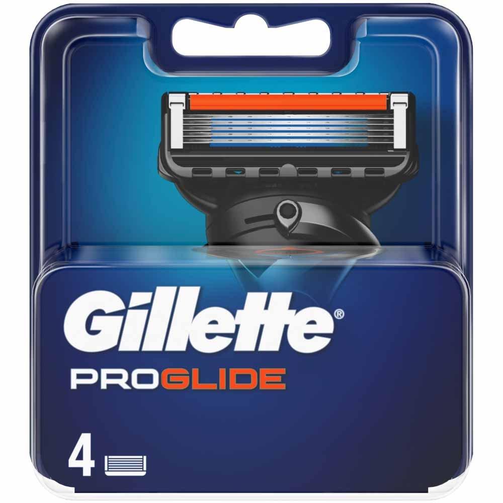 Gillette Proglide Blades Manual 4 (4 Piece)