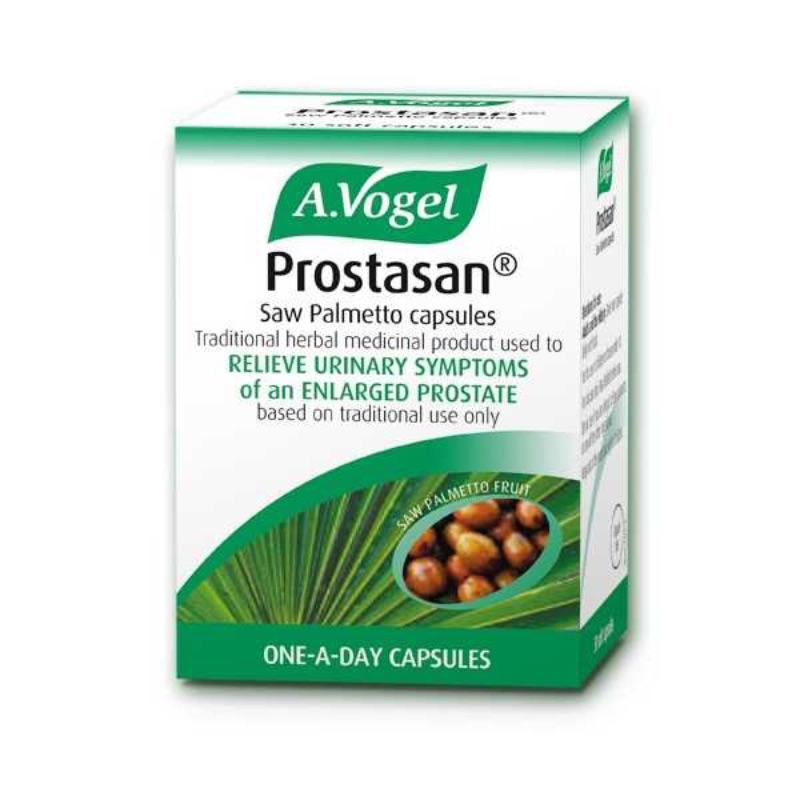 A. Vogel Prostasan Soft Capsules 30Pk