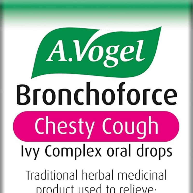 A. Vogel Bronchoforce Chesty Cough Oral Drops 50ml