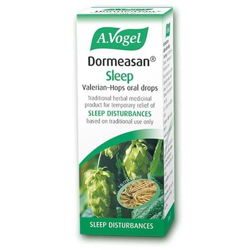 A. Vogel Dormeasan Sleep Valerian-Hops Oral Drops 50ml