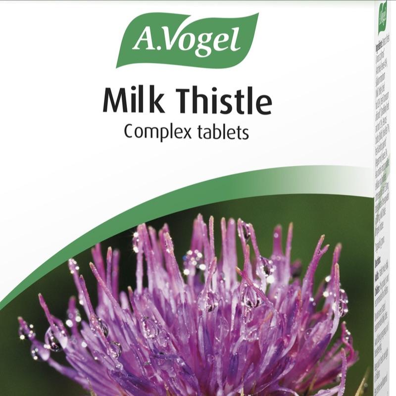 A. Vogel Artichoke-Milk Thistle Complex Tablets 60Pk