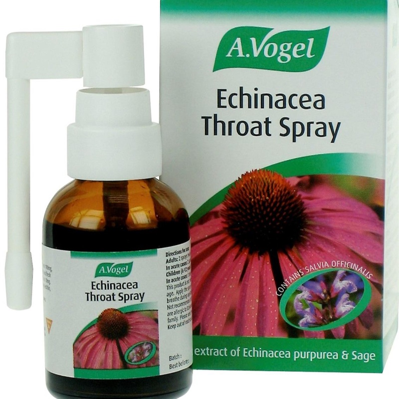 A. Vogel Echinaforce Sore Throat Spray 30ml