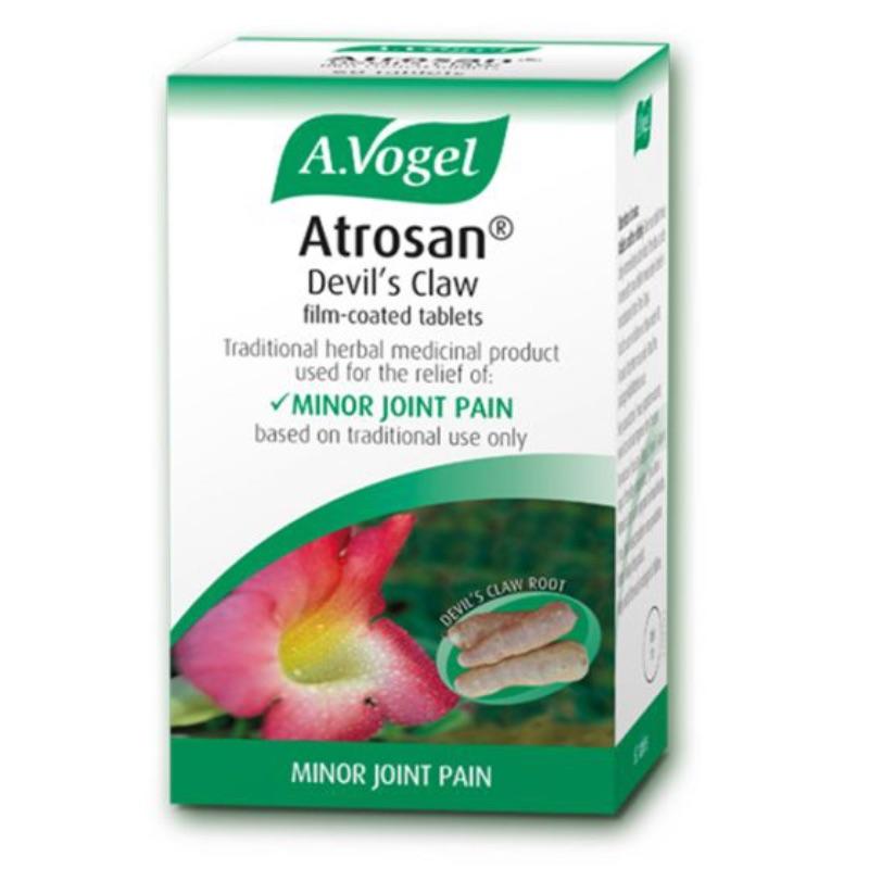 A. Vogel Atrosan Devil's Claw Film-coated Tablets 60Pk