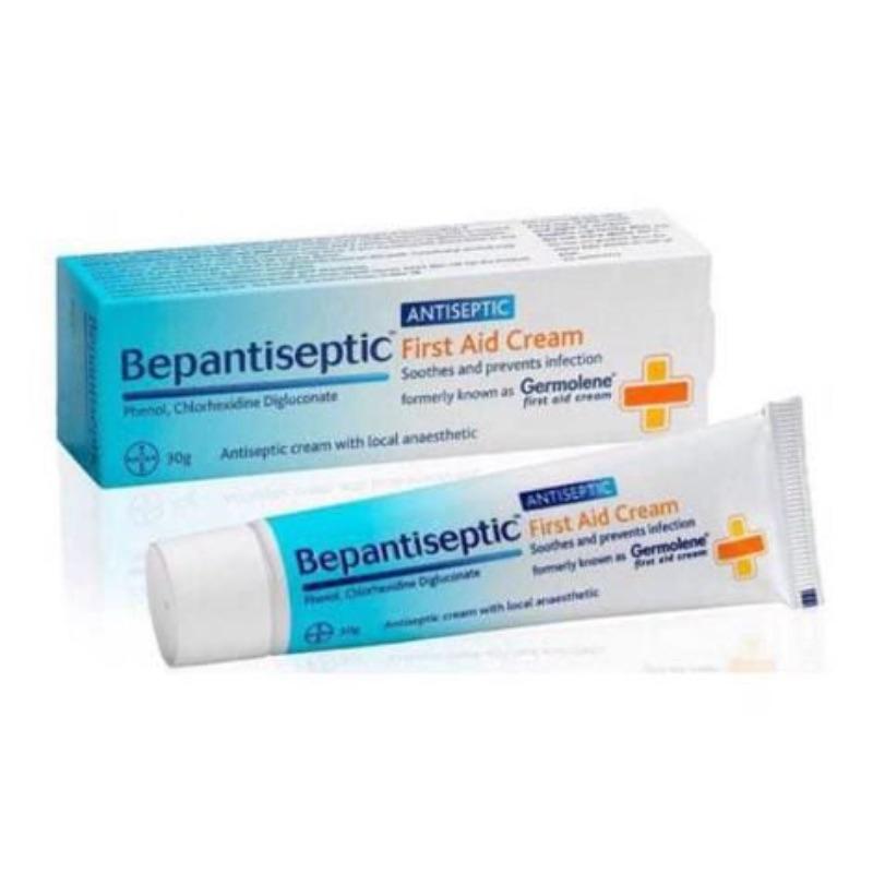 Bepantiseptic First Aid Cream 30g
