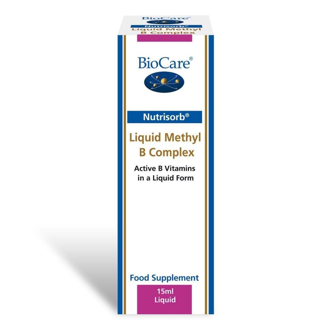 Nutrisorb® Liquid Methyl B Complex 15ml
