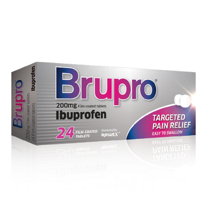 Brupro 200mg Film-coated Tablets
