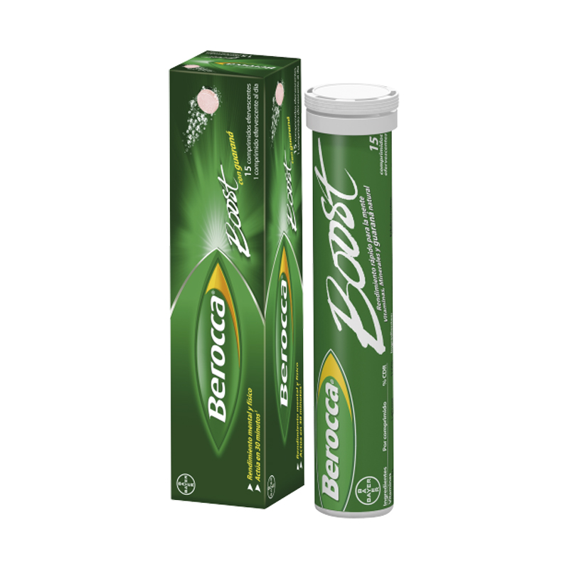 Berocca Boost (15 Piece)