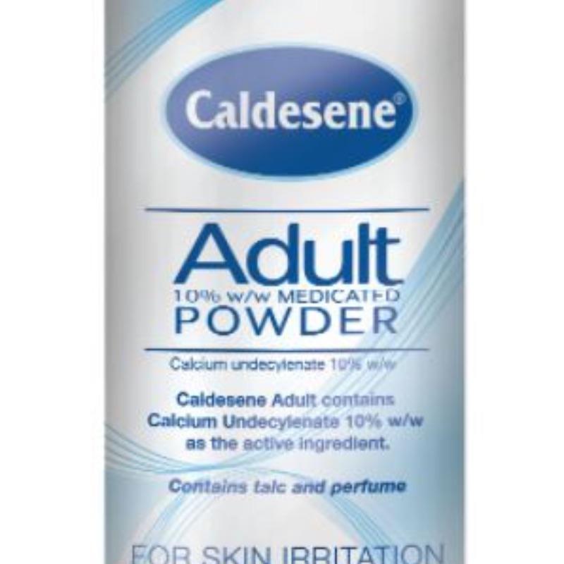 Caldesene Adult 10% W/w Medicated Powder 100g