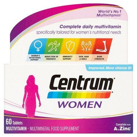 Centrum Women-60 Tablets