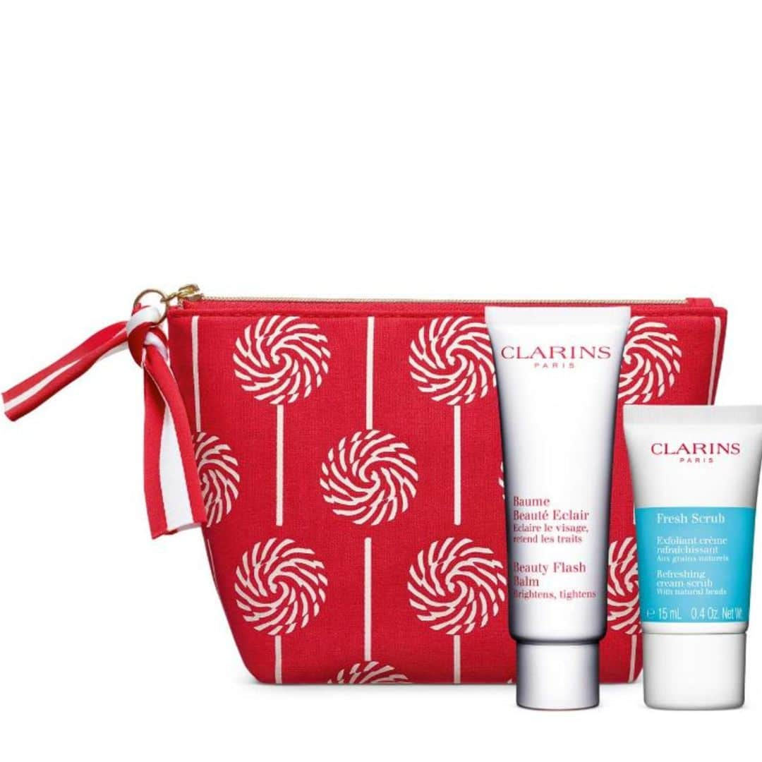 Clarins The Secrets To Radiance