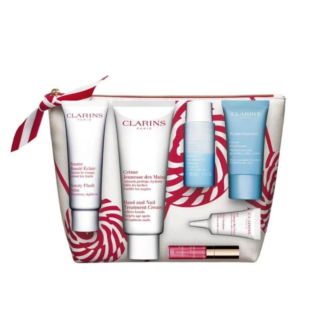 Clarins Weekend Essentials Gift Set