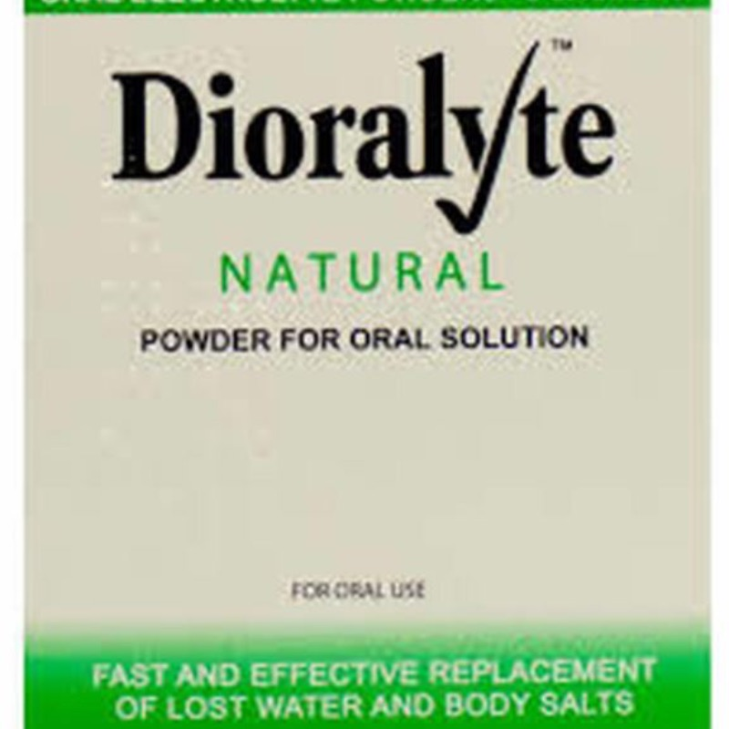 Dioralyte Natural, Powder For Oral Solution