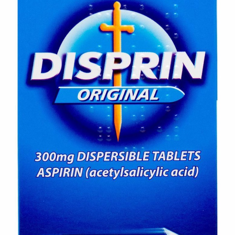 Disprin Original 300 Mg Dispersible Tablets