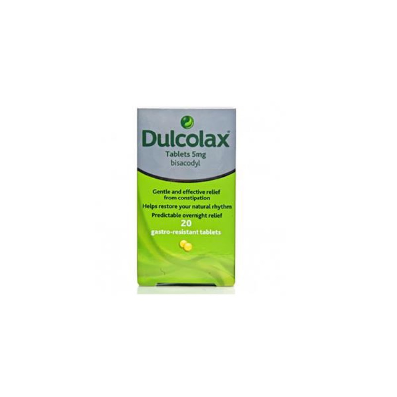 Dulcolax 5mg Gastro-resistant Tablets