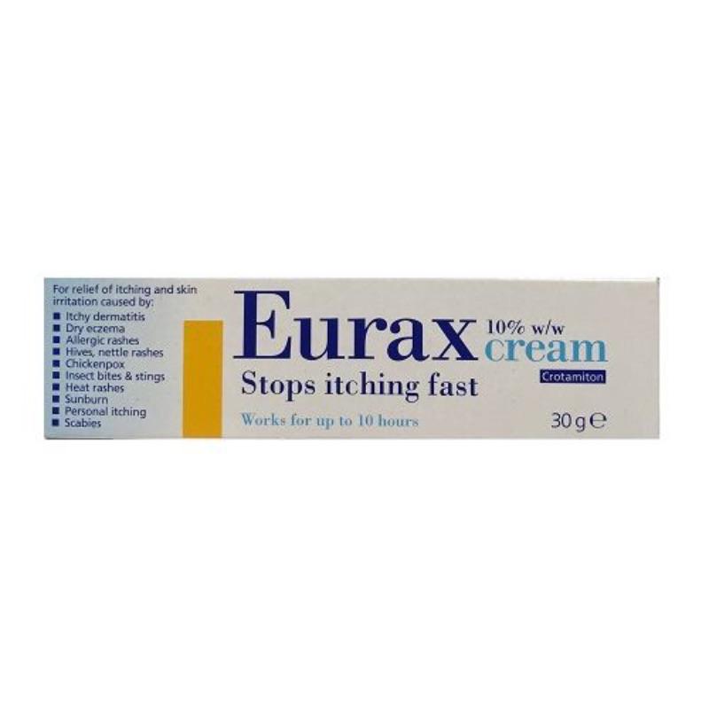 Eurax 10% W/w Cream