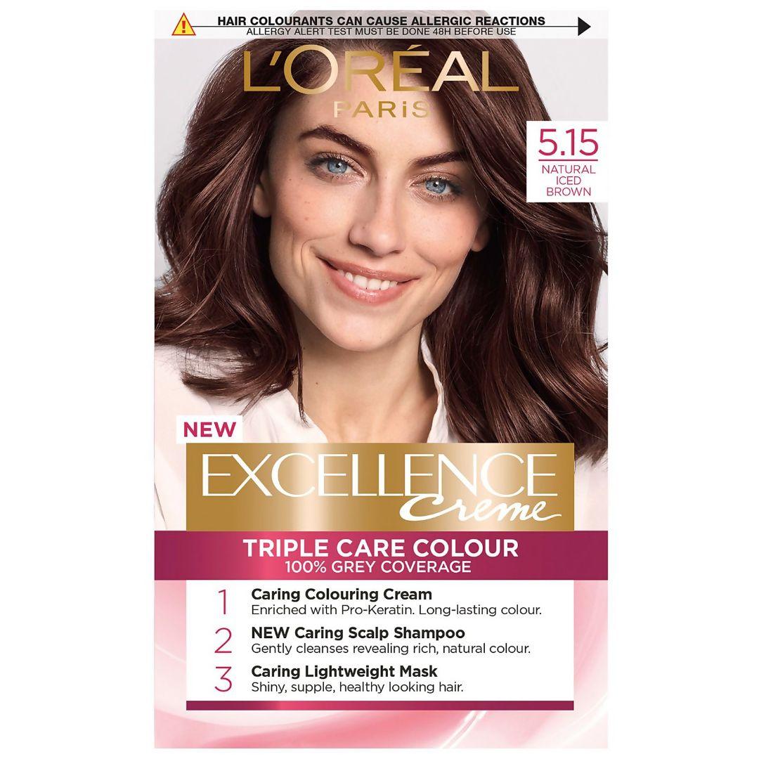 L'Oréal Excellence Crème Permanent Hair Dye