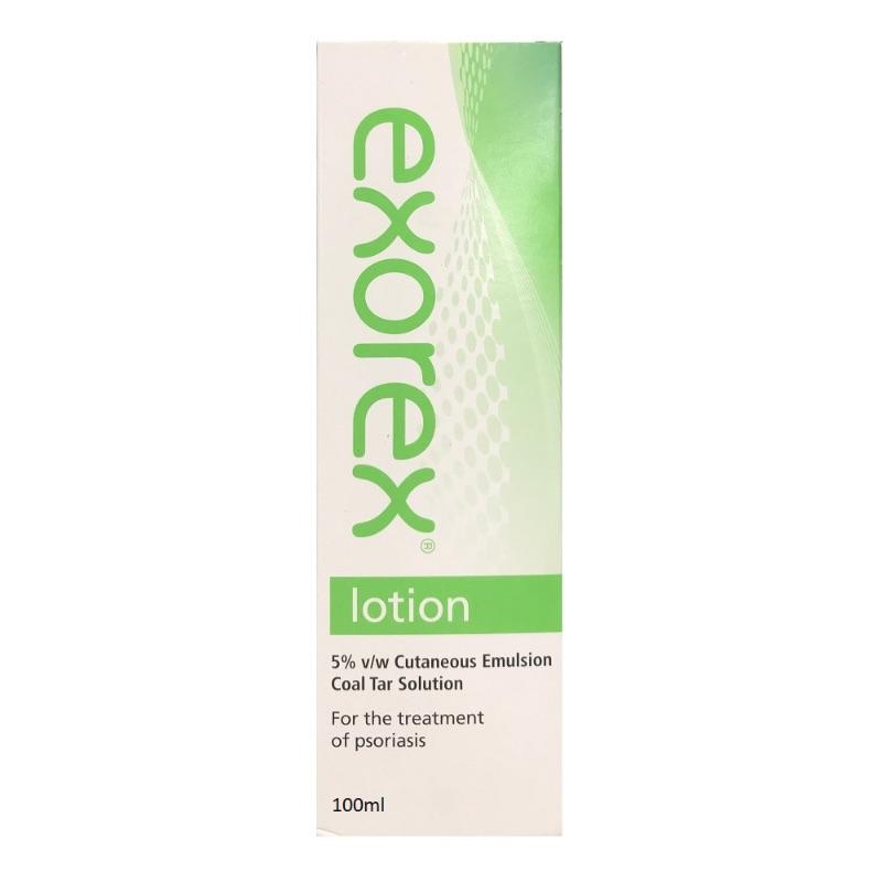 Exorex Lotion 5% V/w Cutaneous Emulsion 100ml