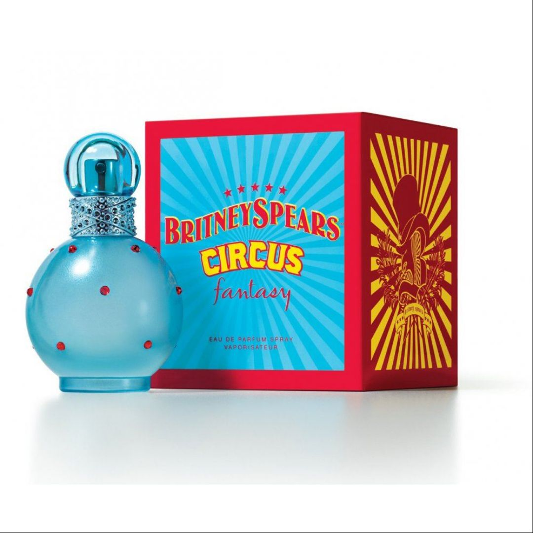 Britney Spears Circus Fantasy Eau De Parfum 30ml Spray