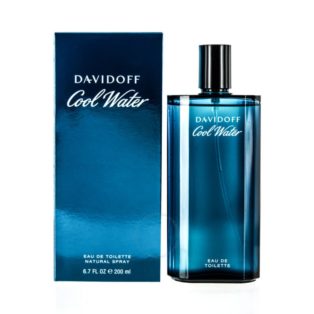 Davidoff Cool Water Eau De Toilette Spray 200ml
