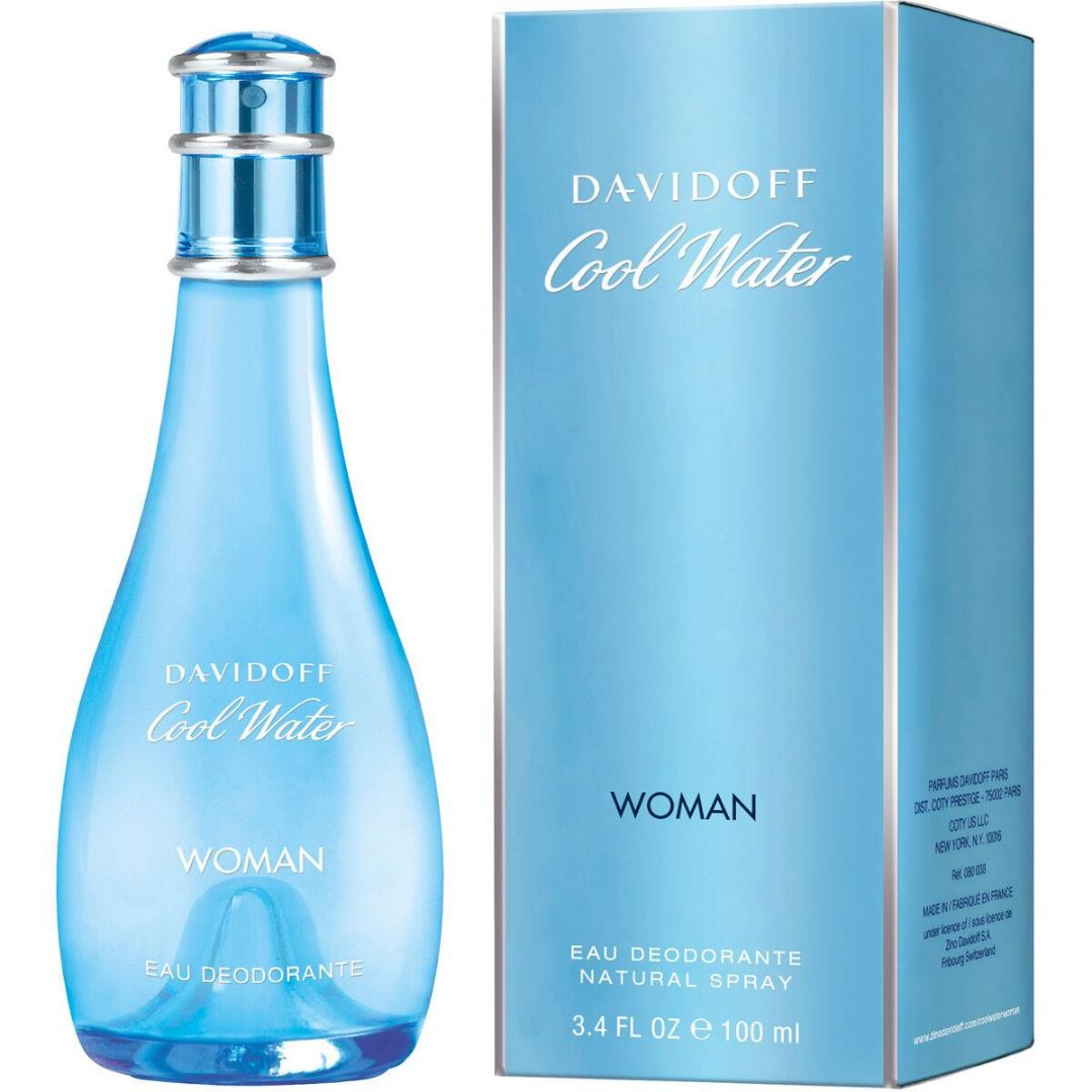 Davidoff Cool Water Femme Spray 100ml