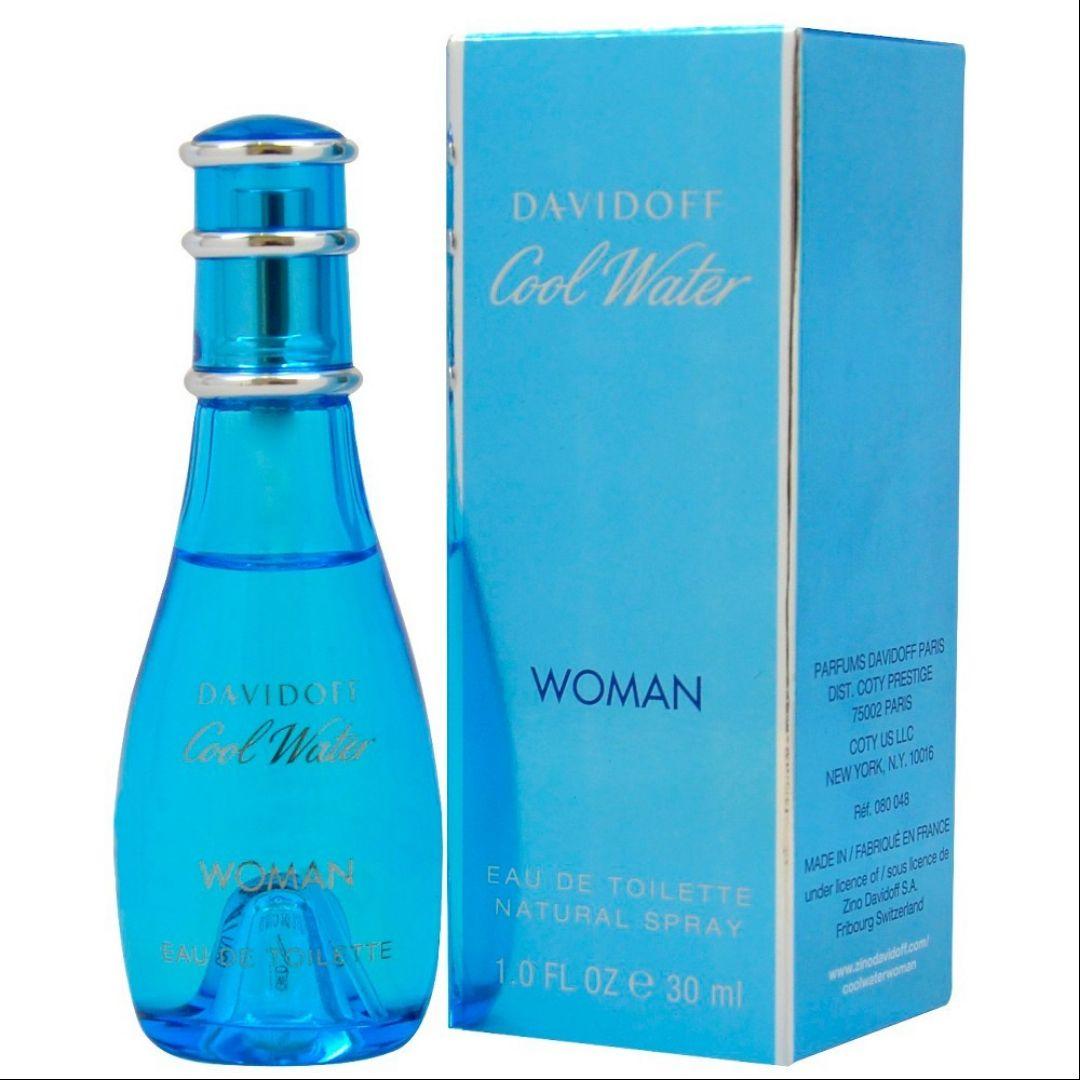 DAVIDOFF Cool Water Woman Eau De Toilette 30ml