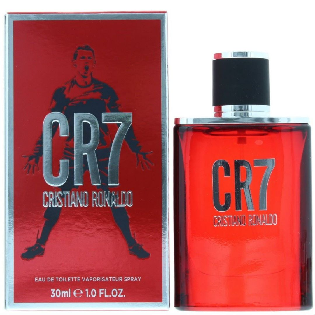 Cristiano Ronaldo CR7 Eau De Toilette 30ml Spray