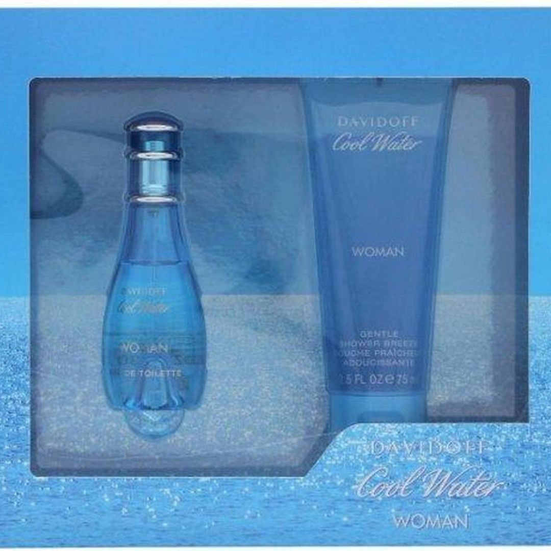 Davidoff Cool Water Woman EDT 30ml Gift Set