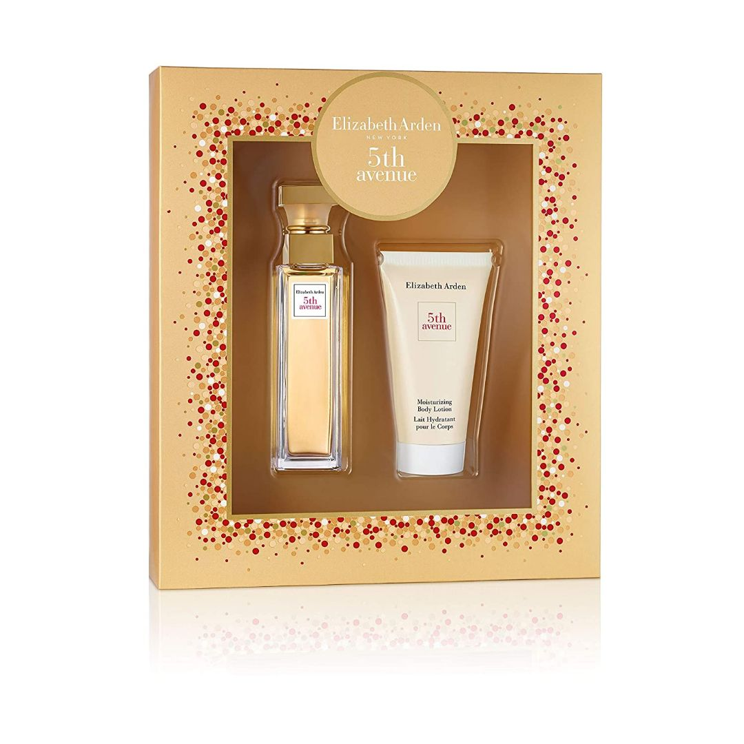 Elizabeth Arden Fifth Avenue Gift Set 30ml EDP + 50ml Body Lotion