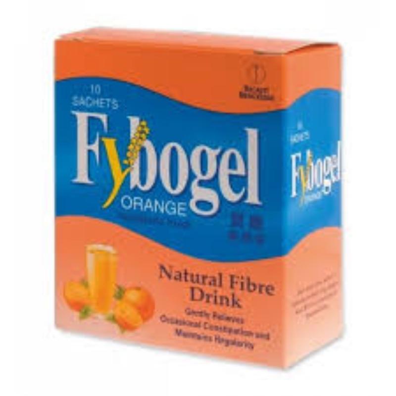 Fybogel Orange 3.5 G Granules 10Pk