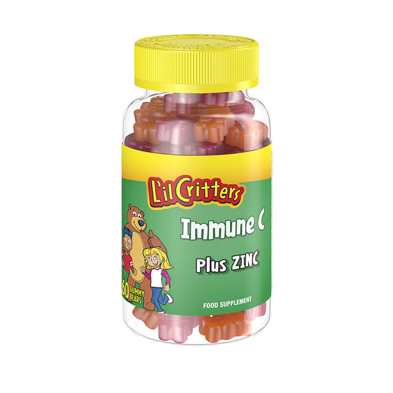 L'il Critters Immune C Plus Zinc™ Gummy Vitamins 60