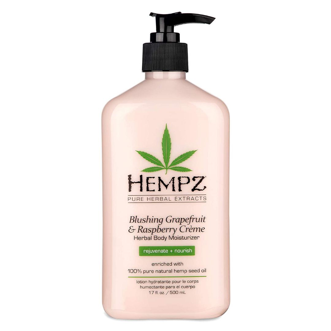 Hempz Blushing Grapefruit And Raspberry Creme Moisturizer