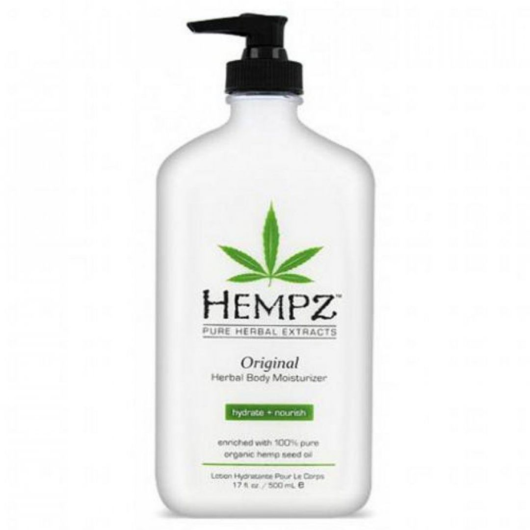 Hempz Original Moisturiser 500ml Body Moisturiser