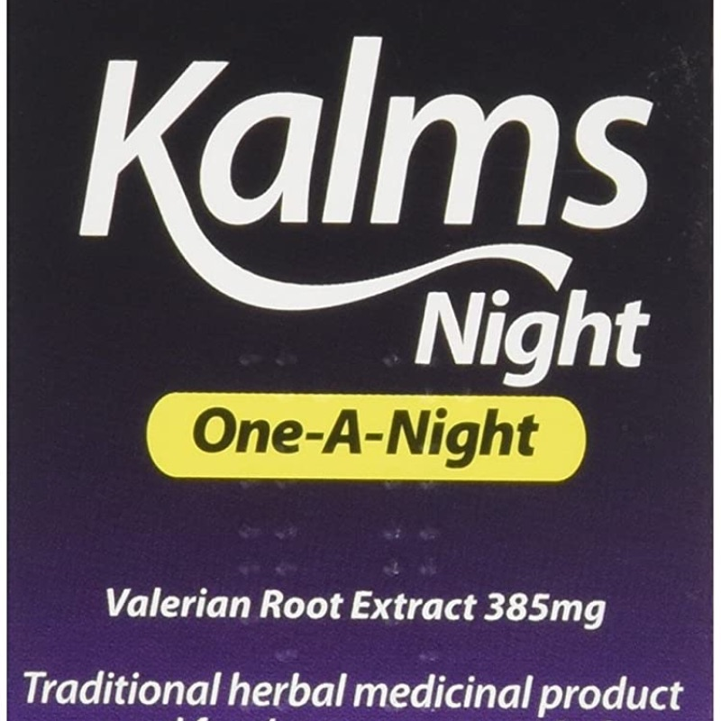 Kalms Night Film-Coated Tablets 21Pk