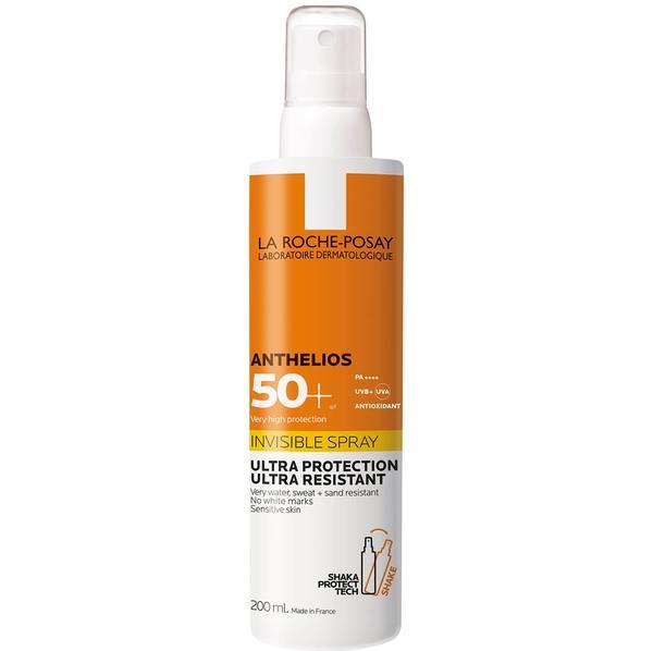 La Roche Posay Anthelios Invisible Spray SPF50+ 200ml