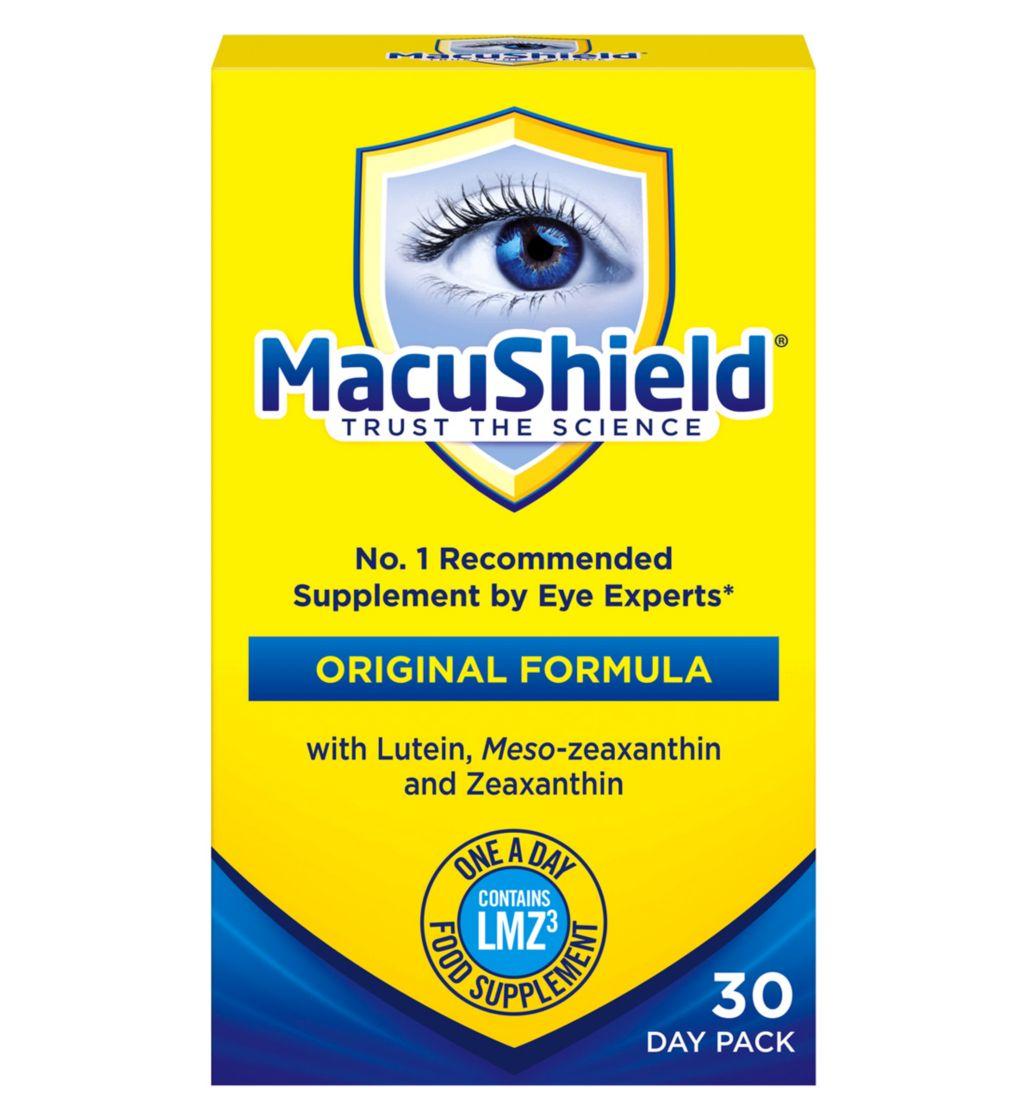 MacuShield – 30 Capsules