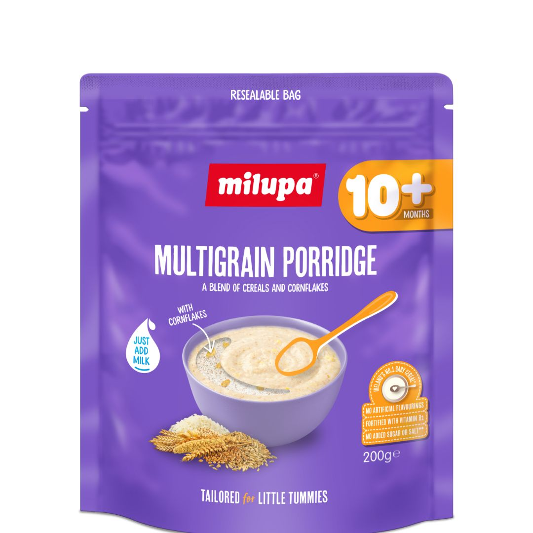 Milupa Stage 3 Multigrain Porridge 200gm