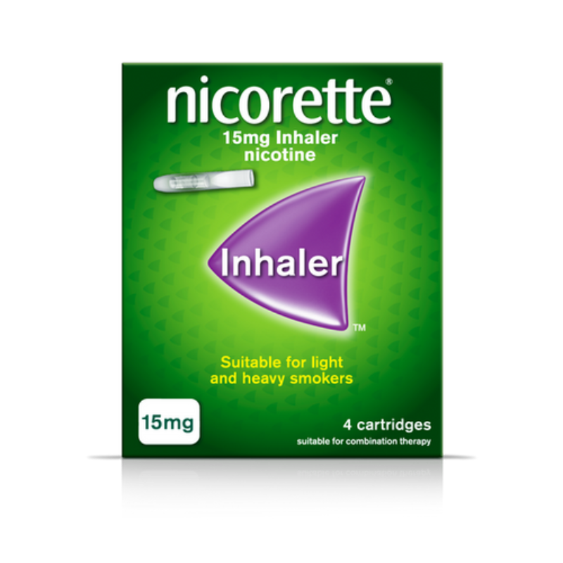 Nicorette 15mg Inhaler