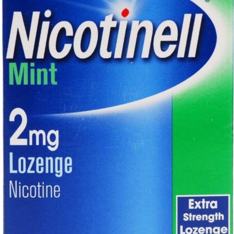 Nicotinell Mint 2 Mg Compressed Lozenge 96Pk