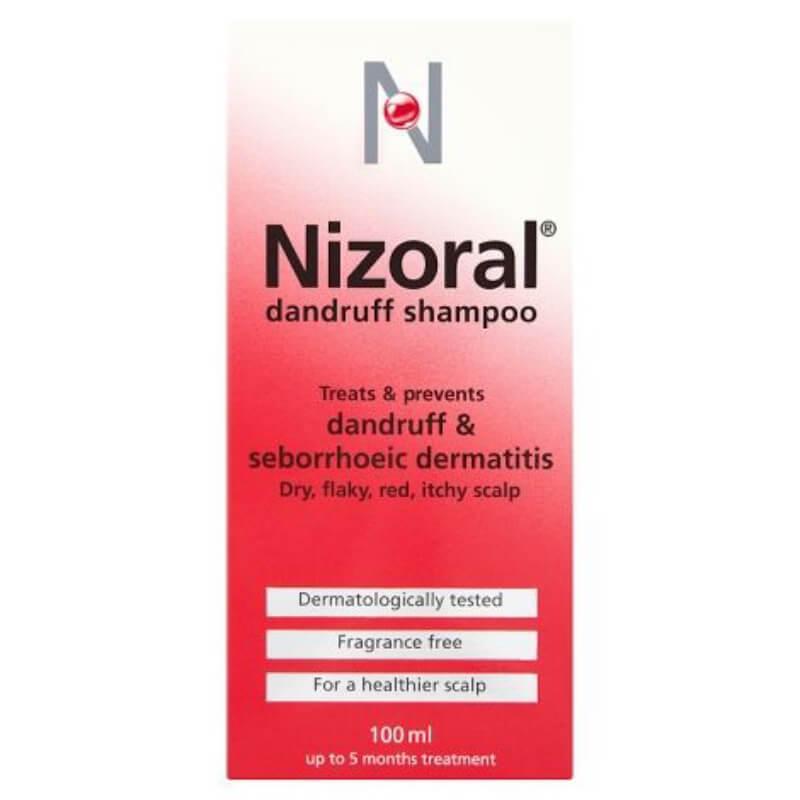 Nizoral Dandruff 20mg/g Shampoo 100ml