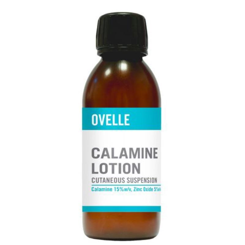Calamine Lotion, Cutaneous Suspension 200ml